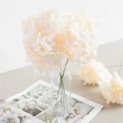 수국꽃머리 35cm 조화 성묘 꽃 수국 인테리어 FAGAFT_(1436906)