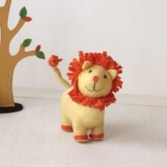 귀여운 사자 인형(3size)