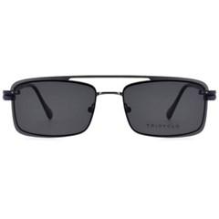 트리시클로 명품 편광 클립온 안경테 선글라스 TDC3043-04(53)