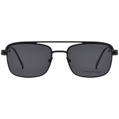 트리시클로 명품 편광 클립온 안경테 선글라스 TDC3037-01(52)
