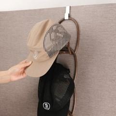가방 모자 걸이 후크 벽옷걸이 문걸이 도어훅 4P set