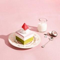 Strawberry Cake Memo