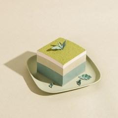 Greentea Cake Memo