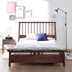 [폴앤코코] 퀼른 원목 침대 SS (원목통깔판)_(957436)
