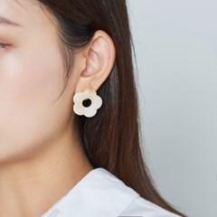 마블 꽃 귀걸이