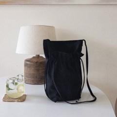Bohemy 바스킷 백 - Black