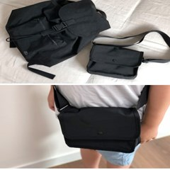 CROSSBODY BAG (BLACK)