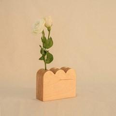 오니프 우드 화병 꽃병 onif vase 05