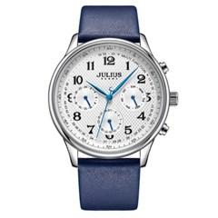 [쥴리어스 옴므] JAH-108 남성시계 /손목시계 가죽밴드