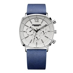 [쥴리어스 옴므] JAH-098 남성시계 손목시계 가죽밴드