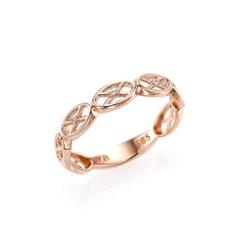 [윗치비쥬] 오벌 다이아몬드 14k 반지_(1316994)
