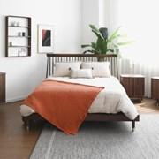 [헤리티지월넛] L형 침대 SK/EK/LK_(1378432)