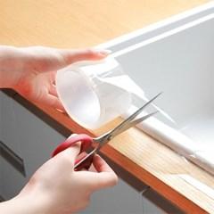 투명한 다용도 오염방지 PVC 테이프-폭 2Size