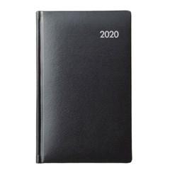 2020년 핸디다이어리 재생 블랙 2 Type [L044]
