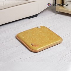 한일의료기 명품 황금 전기방석 1인용