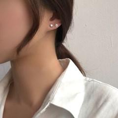 로스트 실버925 4종세트 귀걸이