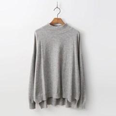 Wool N Cashmere Mini Turtleneck