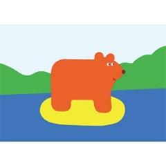 곰의 여행