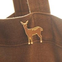 Deer for you - BADGE