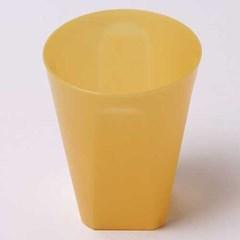 칼라 파티컵 사각-골드(6입)