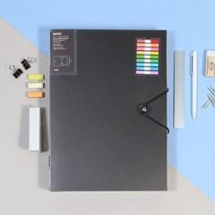 사무실 학원 대학교 A4밴딩시스템 파일함 레포트 N206_(1085643)