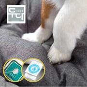 개편한 무중력방석 강아지방석 쿠션 진드기방지/방수