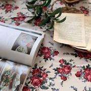 프로방스의꽃 식탁보 테이블보 2size 테이블러너