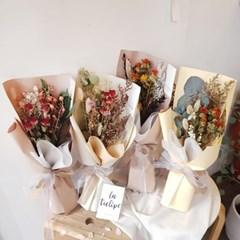 생화느낌으로 오래보존할수있는 프리저브드 꽃다발 4종(택1)