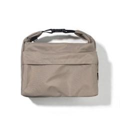 2WAY VARIOUS BAG-BEIGE