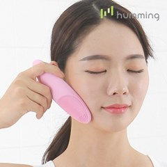 허밍 무선 진동클렌저 모공 세안브러쉬 HUM-HM100