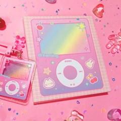 Rainbow Melody 메모패드