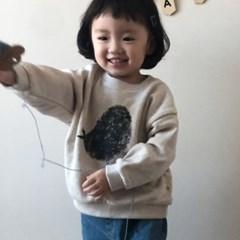 랄) 물개 아동 맨투맨