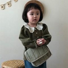 랄) 젠느 아동 블라우스