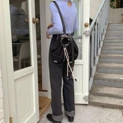 모니크 pants