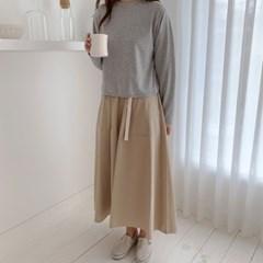 콜디 skirt (3color)