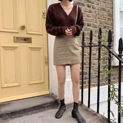 플랫비 skirt (2color)