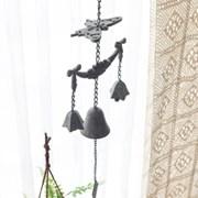 나비새 풍경종 도어벨(2type)_(1711079)