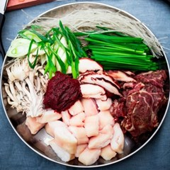 소불고기 대창전골 쿠킹박스(2~3인분)