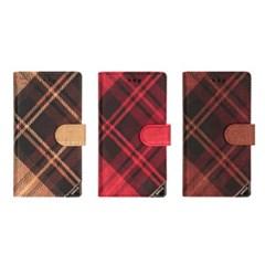 갤럭시노트10 (N971) Wood-Asymmetry 우드 지갑 다이어리 케이스