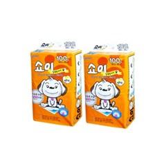 쇼니 고급형 패드 (100매) 레몬향