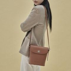 Rachel vintage shoulder bag_camel