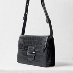 Natalie croc bag_black