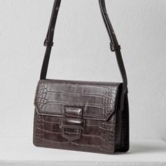 Natalie croc bag_brown