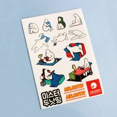 Mr.donothing Sticker ver.3/4