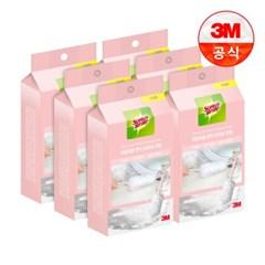 [3M]뉴 화장대용 먼지떨이 리필 2입 6개_(2118243)