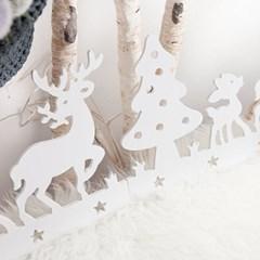 사슴 울타리 140x22cm 트리 크리스마스 덮개 TROMCG_(1462741)