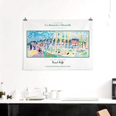 패브릭 포스터 명화 바다 풍경 그림 액자 라울 뒤피 11