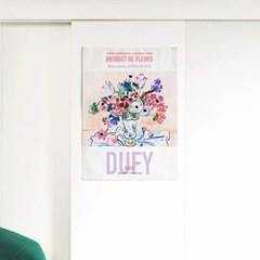 패브릭 포스터 명화 꽃 그림 아트 액자 라울 뒤피 7