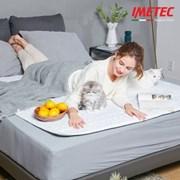 이메텍 소프트 벨벳 전기요 더블 IMT-662 (화이트) /이벤트