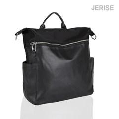 제이리스 스와니 가죽 콤비 백팩 JE2065_(960866)